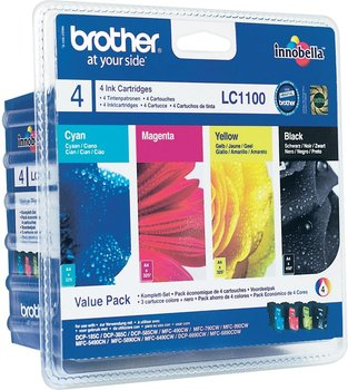 Multipack von Brotehr für DCP Drucker