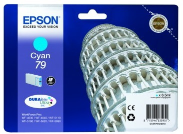 Original Druckerpatrone von Epson für den Epson Workforce