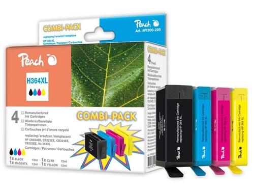 Peach recycelte Druckerpatronen für HP Photosmart C Drucker