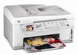 HP Photosmart C Tintenstrahldrucker