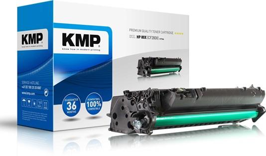 KMP Toner für Panasonic Laserdrucker