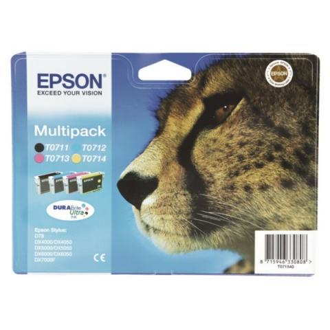 Epson C13T07154010 Druckerpatronen im