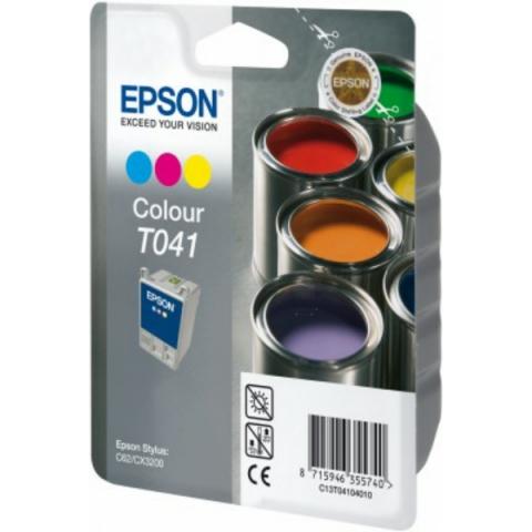 Epson T04104010 Druckerpatrone für Stylus C62 ,