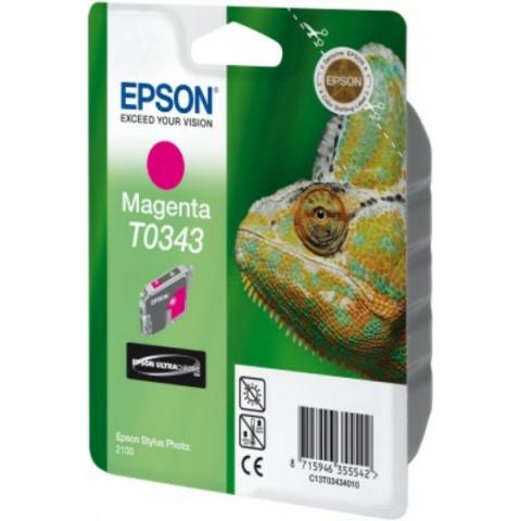 Epson T03434010 Tintenpatrone mit 17 ml für