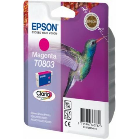 Epson T08034010 Tintenpatrone original mit einem