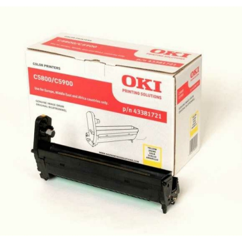 OKI 43381721 Drum Kit für C5550MFP , C5800 ,