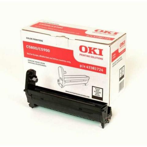 OKI 43381724 Drum Kit für C5550MFP , C5800 ,