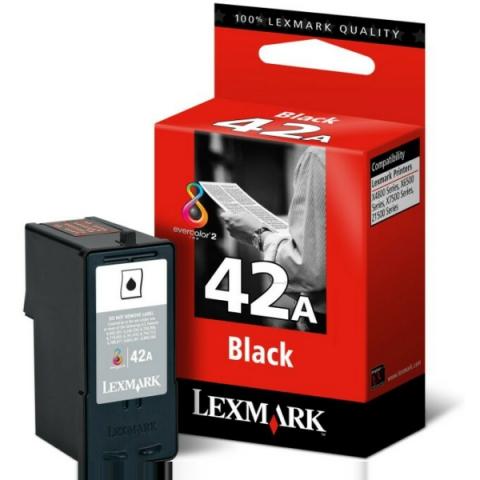 Lexmark 18Y0342E Tintenpatrone NO42A für ca.