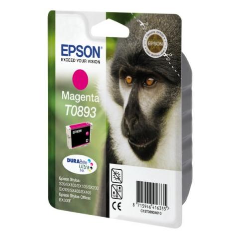 Epson T08934010 Tintenpatrone original mit 3,5