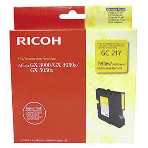 Ricoh 405535 Tintenpatrone für Gelsprinter