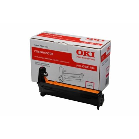 OKI 43381706 Drum Kit für C 5600 , C5600DN ,
