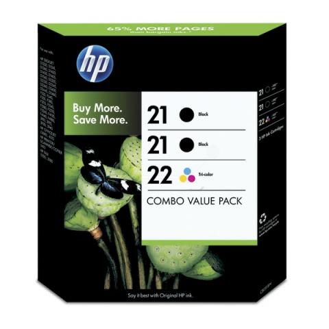 HP SD400AE Druckerpatrone mit Druckkopf