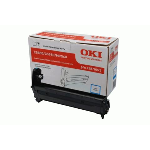 OKI 43870023 Bildtrommel , Drum Kit für C5850