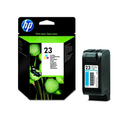 HP C1823DE HP23 original Druckerpatrone für HP