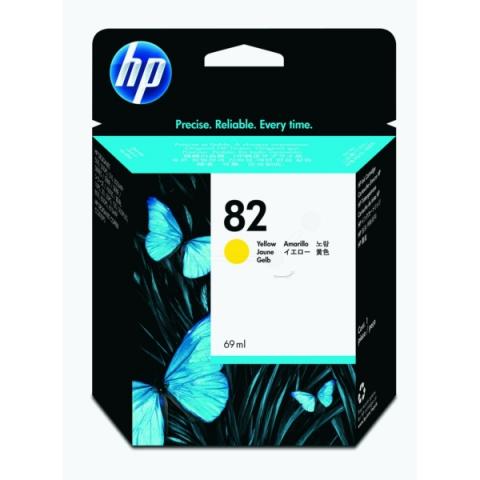 HP C4913A Tintenpatrone N0 82 für HP Designjet