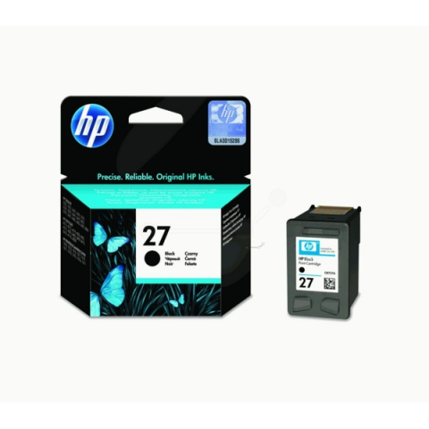 HP C8727AE Druckerpatrone HP27 mit 10ml für HP