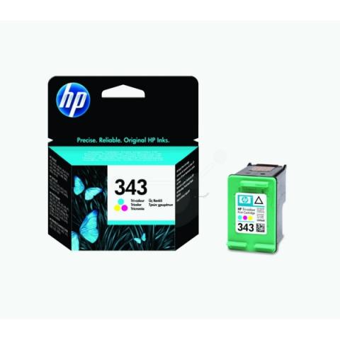 HP C8766EE Druckerpatrone HP343 mit 7ml Inhalt