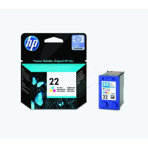 HP C9352AE Druckerpatrone HP22 mit 5ml für HP