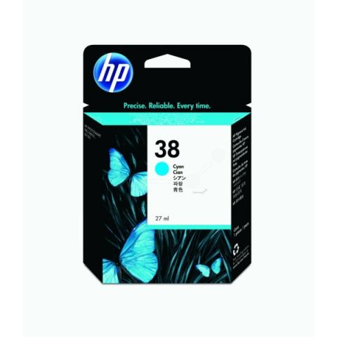HP C9415A HP Tintenpatrone NO 38 mit 27 ml für
