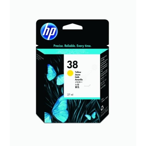 HP C9417A HP Tintenpatrone NO 38 mit 27 ml für