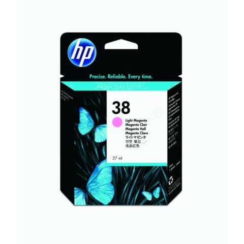 HP C9419A HP Tintenpatrone NO 38 mit 27 ml für