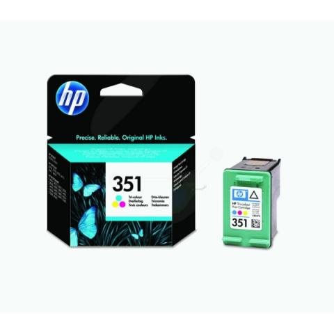 HP CB337EE Druckerpatrone HP 351, Druckerpatrone
