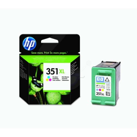 HP CB338EE Druckerpatrone HP 351XL,