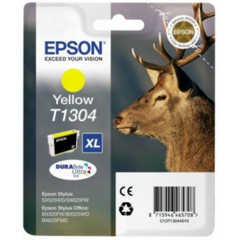 Epson T13044010 original Druckerpatrone mit 10