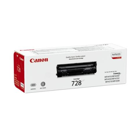 Canon 3500B002 Toner 728 für ca. 2100 Seiten