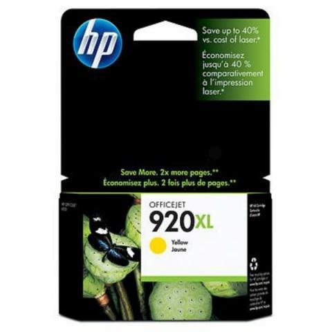 HP CD974AE HP Tintenpatrone mit einer Reichweite