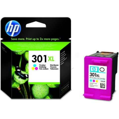 HP CH564EE Druckerpatrone mit Druckkopf HP NO
