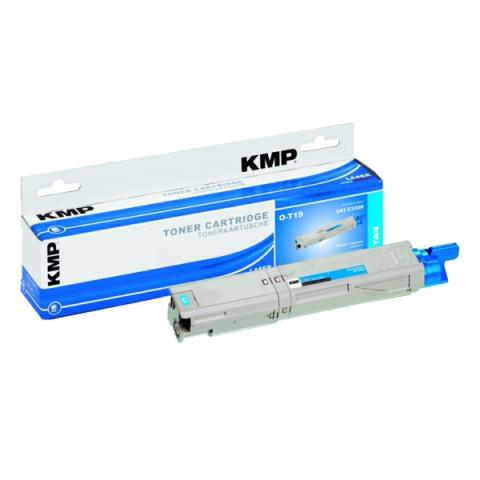 KMP Toner kompatibel zu 43459331 für ca. 2500