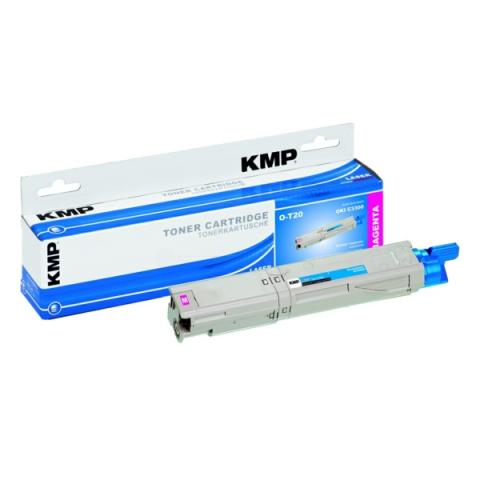 KMP Toner kompatibel zu 43459330 für ca. 2500