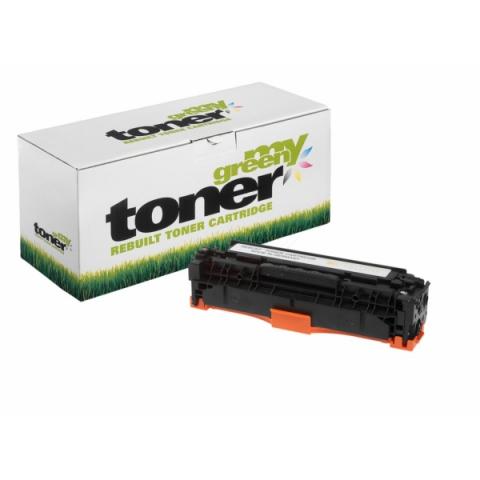 My Green Toner Toner, ersetzt HP CC532A oder