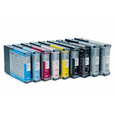 Epson T605300 Tintenpatrone original für Plotter