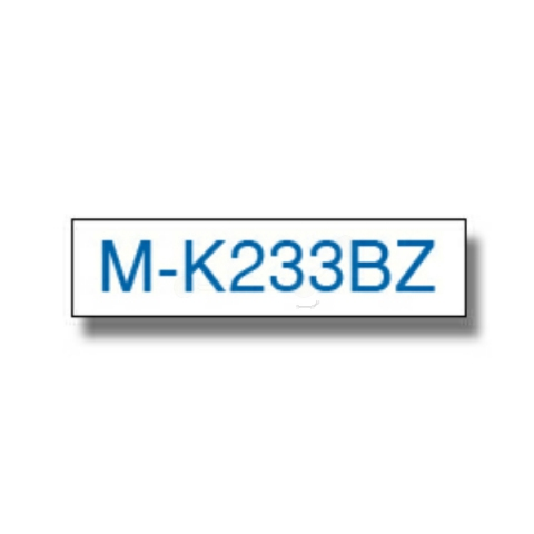 Brother MK233BZ BROTHER P-TOUCH 12mm W-B