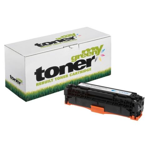 My Green Toner Toner, ersetzt CE411A für ca.