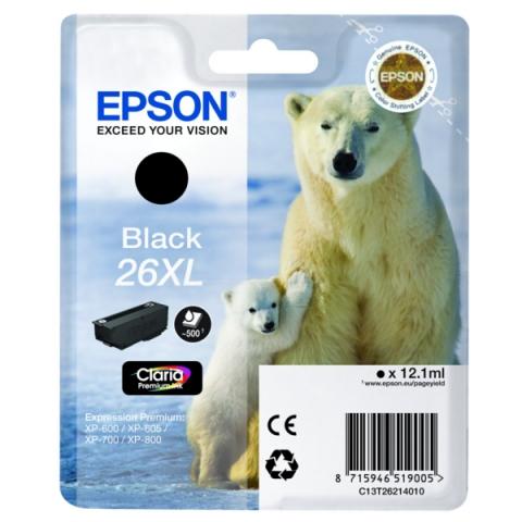 Epson C13T26214010 Tintenpatrone original