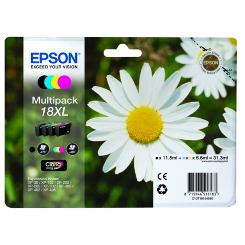 Epson C13T18164010 Originalprodukt XL-