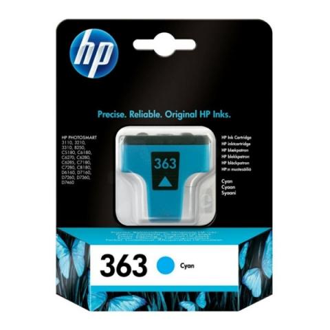 HP C8771EE Tintenpatrone HP363 mit 4 ml für HP