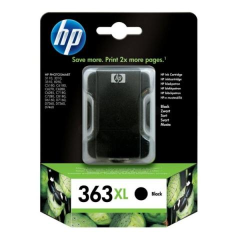 HP C8719EE Tintenpatrone HP 363 mit 17 ml für HP