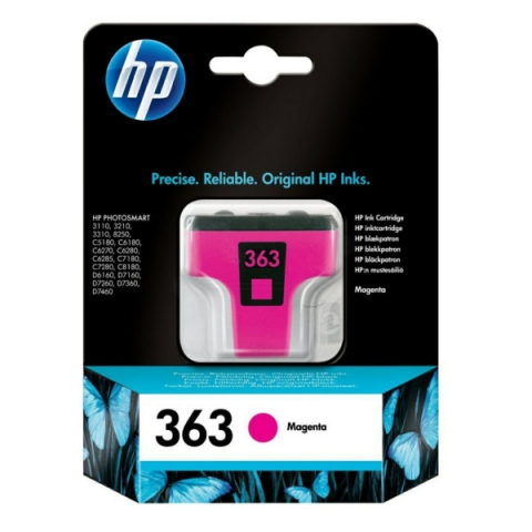 HP C8772EE Tintenpatrone HP 363 mit 3, 5 ml ,
