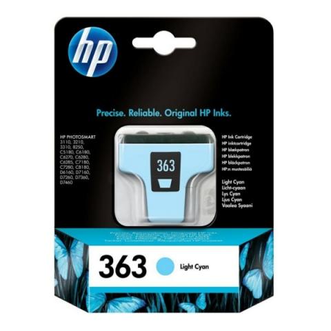 HP C8774EE Tintenpatrone HP 363 mit 5, 5 ml für