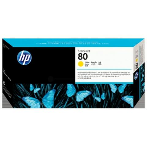 HP C4823A Druckkopf N0 80 für HP Designjet 1050C
