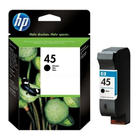 HP 51645AE HP45AE mit 42ml , 930 Seiten für