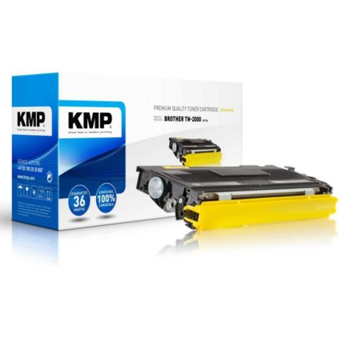 KMP B-T16 Toner ersetzt TN-2000 für Brother