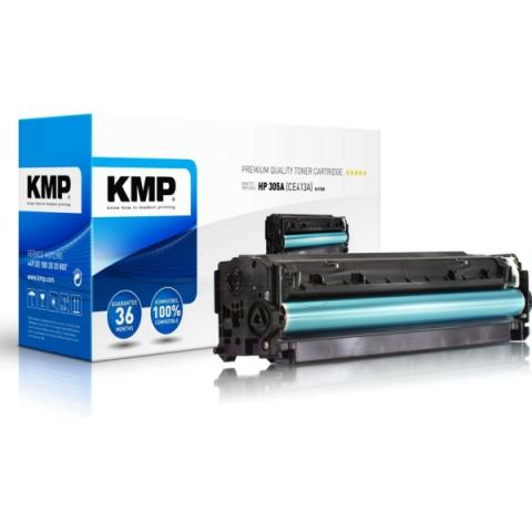 KMP Toner 3.400 Seiten, ersetzt HP 305A ( CE413A