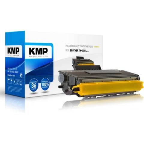 KMP B-T30 Toner kompatibel mit TN-3280 und einer