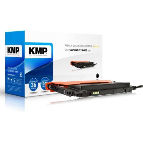 KMP Toner als Recycling Toner ersetzt CLT-K4092,