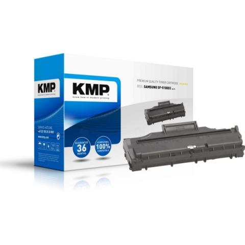 KMP Toner, rebuild von für Samsung SF 5100 ,